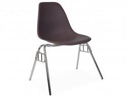 Image de la chaise design Silla DSS apilable - Taupe