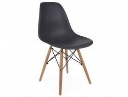 Image de la chaise design Silla DSW - Antracita