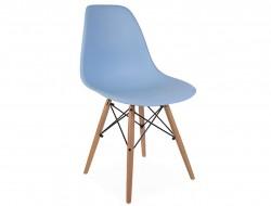 Image de la chaise design Silla DSW - Azul claro
