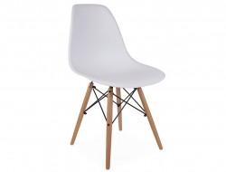 Image de la chaise design Silla DSW - Blanca