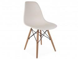 Image de la chaise design Silla DSW - Crema