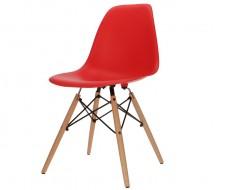 Image de la chaise design Silla DSW - Rojo