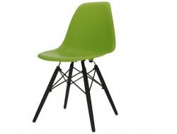 Image de la chaise design Silla DSW - Verde manzana