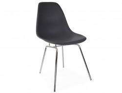 Image de la chaise design Silla DSX - Antracita