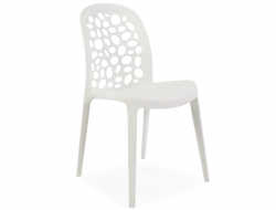 Image de la chaise design Silla Pixie - Blanco