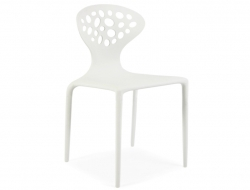 Image de la chaise design Silla Supernatural - Blanco