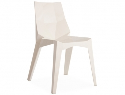 Image de la chaise design Silla The Shard - Blanco