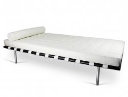 Image de la chaise design Sofá cama Barcelona 198 cm - Blanco