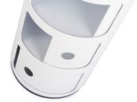 Image de la chaise design Classico Componibili 3 - Blanco