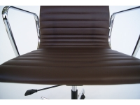 Image de la chaise design COSY Office Chair 117 - Marrón Oscuro