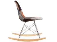 Image de la chaise design Eames  RSR - Patchwork
