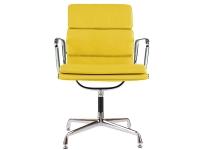 Image de la chaise design Eames Soft Pad EA208 - Amarillo