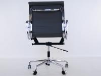 Image de la chaise design Eames Soft Pad EA217 - Gris