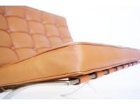 Image de la chaise design Silla Barcelona - Habana