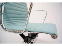Image de la chaise design Silla COSY Office Chair 117 - Azul cielo