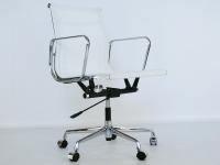 Image de la chaise design Silla COSY Office Chair 117 - Blanco
