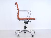 Image de la chaise design Silla COSY Office Chair 117 - Naranja