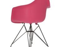 Image de la chaise design Silla DAR - Rosa
