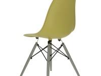 Image de la chaise design Silla DSW - Verde oliva
