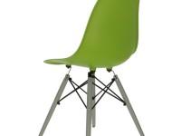 Image de la chaise design Silla DSW - Verde