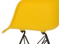 Image de la chaise design Silla Eames DAR - Amarillo