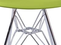 Image de la chaise design Silla Nino Cosy Metal - Vert