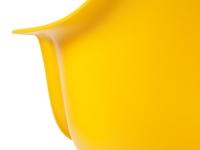 Image de la chaise design Silla Niños Eames DAW Color - Amarillo