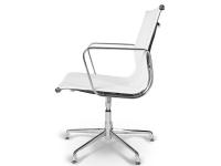 Image de la chaise design Silla visitante COSY Office Chair 108 - Blanco