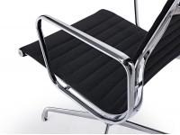 Image de la chaise design Silla visitante EA108 - Antracita