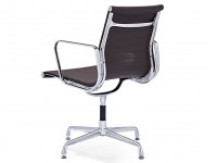 Image de la chaise design Silla visitante EA108 - marrón oscuro