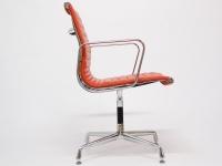 Image de la chaise design Silla visitante EA108 - Rojo