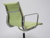 Image de la chaise design Silla visitante EA108 - Verde limón