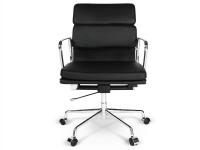 Image de la chaise design Soft Pad COSY Office Chair 217 - Negro