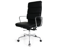 Image de la chaise design Soft Pad COSY Office Chair 219 - Noir