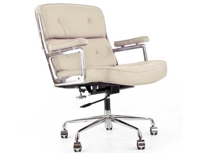 Image de la chaise design Eames Lobby ES104 - Beige