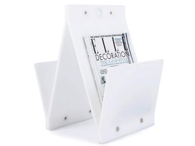 Image de la chaise design Estante Steeple - Blanco
