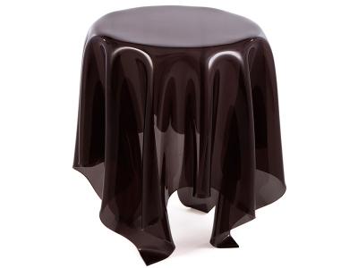 Image de la chaise design Mesa auxiliar Ilusión - Negro