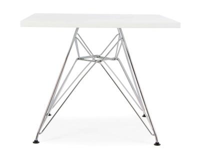 Image de la chaise design Mesa Eames Eiffe - Blanco