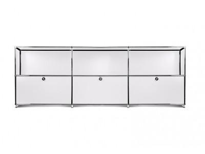 Image de la chaise design Mobiliario de oficina - Amc23-02 Blanco