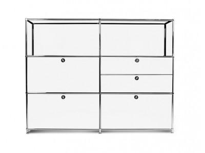 Image de la chaise design Mobiliario de oficina - Amc32-01 Blanco