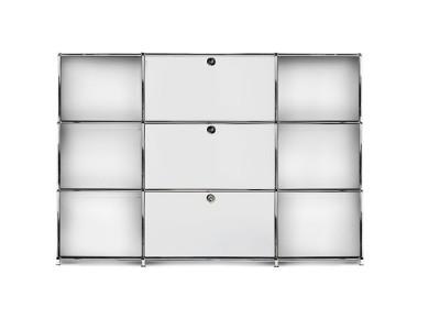 Image de la chaise design Mobiliario de oficina - AMC33-02 Blanco
