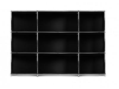 Image de la chaise design Mobiliario de oficina - AMC33-05 Negro