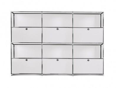 Image de la chaise design Mobiliario de oficina - AMC43-01 Blanco