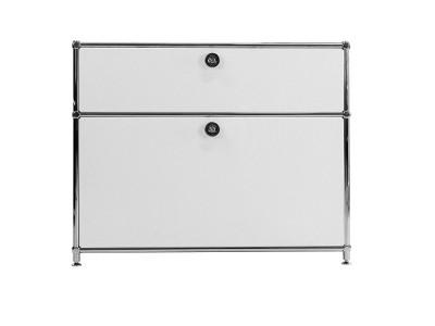 Image de la chaise design Mobiliario de oficina - AMFP201 blanco