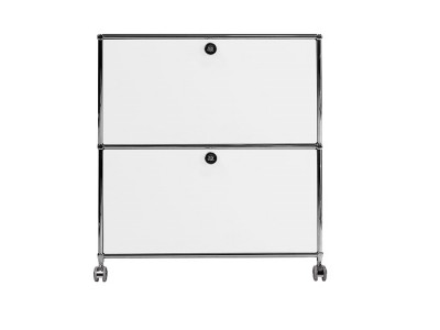 Image de la chaise design Mobiliario de oficina - AMMC201 blanco