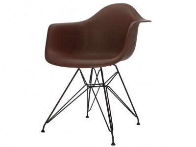 Image de la chaise design Silla DAR - Marrón
