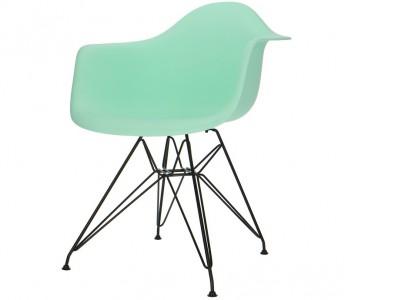 Image de la chaise design Silla DAR - Menta verde