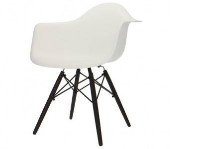Image de la chaise design Silla DAW - Blanca