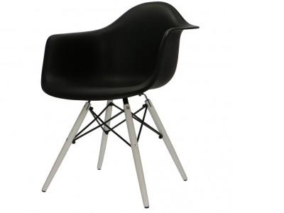Image de la chaise design Silla DAW - Negro