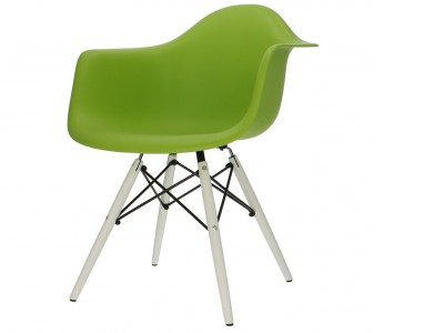 Image de la chaise design Silla DAW - Verde